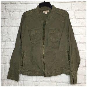 Lucky Brand Utility Jacket. Size 1X